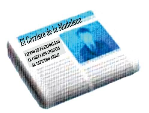 El Corriere de la Madalena